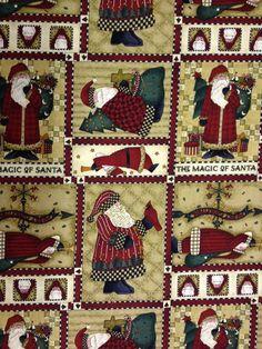 Debbie Mumm fabric by the yard  The Magic of by KoopsKountryKalico, $8.99