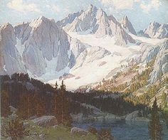 edgar payne paintings | Edgar Payne Gallery Paintings and Art Examples and Signatures