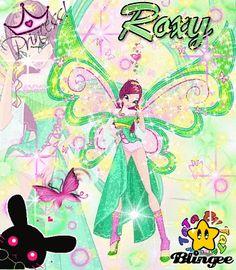 Winx Club Sparklix | Fan art Flora, Roxy, Stella, Musa, Layla e Tecna