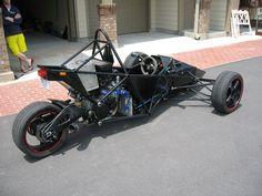 Spartan Trike Project | Reverse Trike