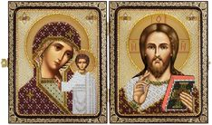 CE7200 Christ the Saviour & the most Holy Mother of God of Kazan