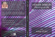 ARASHI SHIBORI - Pleating on Silk - Anne Selby