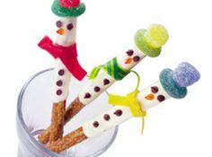 Crunchy the Snowman