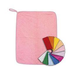asciugamano per bambini colorato semplice