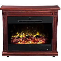 Infrared Heater Electric Fireplaces And Electric On Pinterest