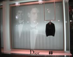 "DIOR,""The Case of the Missing Pants:when a single pair of pants go missing,two men will stop at nothing to uncover the truth"", pinned by Ton van der Veer"