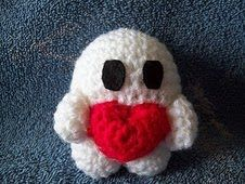 Menwy: Free Crochet Pattern: I Love You Dude