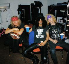 Photo of Slash & Duff for fans of Slash & Duff McKagan 15516390 Guns N Roses, Duff Mckagan, Axl Rose, Great Bands, Cool Bands, Metallica, Roisin Dubh, Saul Hudson, Velvet Revolver