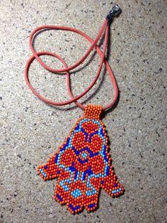 Hamsa Hand Necklace