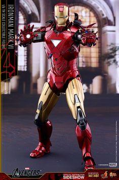 main photo of Movie Masterpiece Diecast Iron Man Mark VI Marvel Heroes, Captain Marvel, Marvel Avengers, Marvel Comics, Iron Man Fan Art, New Iron Man, Iron Art, Stark Tower, Marvel Tony Stark