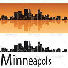 Minneapolis Skyline in Orange Background  #GraphicRiver         Minneapolis skyline in orange background in editable vector file     Created: 19April13 GraphicsFilesIncluded: LayeredPNG #JPGImage #VectorEPS Layered: Yes MinimumAdobeCSVersion: CS Tags: Minneapolis #architecture #backgrounds #black #building #city #cityscape #destination #downtown #horizon #illustration #isolated #landmark #landscape #metropolis #minnesota #orange #outline #panorama #place #reflected #silhouette #skyline…