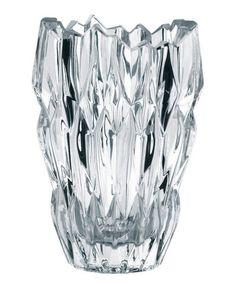 Look at this #zulilyfind! Short Quartz Vase by Nachtmann #zulilyfinds