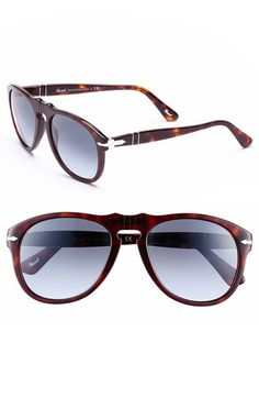 Persol '649' Retro 52mm Sunglasses Steve MacQueen