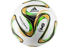 adidas Brazuca 2014 Official Final Rio Match Ball...Available at SoccerPro!