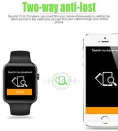 SW25 Bluetooth Smartwatch Phone