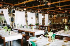 Wedding Held At The Duce In Heart Of Downtown Phoenix Area On March