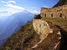 Choquequirao, Perú | http://www.choquequirawtrek.com/