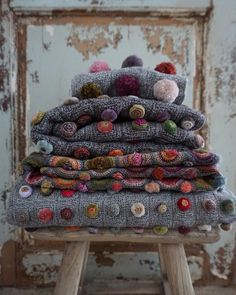 Sophie Digard Scarf Collection ~ @lilypondgeelong