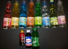 Authentic Ramune Soda 6.7 ounces USA SELLER. FREE PRIORITY SHIPPING, ,