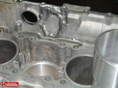 Motor PORSCHE 996 Foto 11