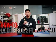 HOW TO FLOW DOUBLE STICK IN KALI - YouTube