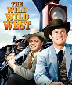 Federal undercover agents James T. West (Robert Conrad) and his partner, Artemus Gordon (Ross Martin)