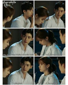 """""""W"""" Episode 10 #longing ____________________ The series is about inter-dimensional romance (wow!) between Lee Jong Suk's character, Kang-Cheol, which exist in webtoon """"W"""", and real life surgeon Oh Yeon-joo played by Han Hyo Joo.  #HanHyoJoo #LeeJongSuk #W #WTwoWorlds #kdrama #tvseries #thriller #suspense #fantasy #romance #webtoon"""