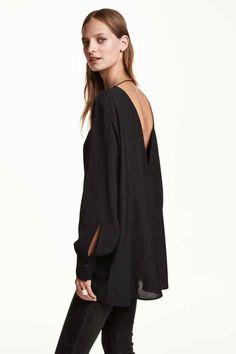 40 Wide blouse   H&M