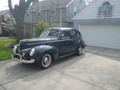 1940 Mercury Deluxe  Maintenance/restoration of old/vintage vehicles: the material for new cogs/casters/gears/pads could be cast polyamide which I (Cast polyamide) can produce. My contact: tatjana.alic@windowslive.com