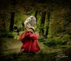 Our Avalon designs Pixie jacket presented by Wild Photography.  Made to order. https://www.etsy.com/listing/190784651/pixie-pointy-hood-red-fleece-jacket?ref=pr_shop Fairytale, Red Riding Hood