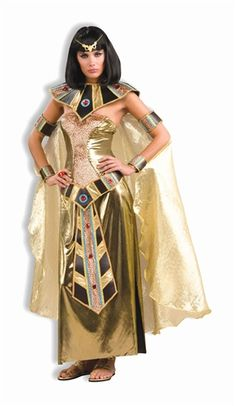 There is nothing more sexy and cool as being an Egyptian princess or perhaps even Cleopatra for Halloween. Finding trendy womens Egyptian Halloween costumes is easier than you think. Woman's Egyptian Goddess Costume, Gold, One Size Egyptian Fashion, Egyptian Beauty, Egyptian Women, Egyptian Headpiece, Egyptian Goddess Costume, Egyptian Jewelry, Wholesale Halloween Costumes, Hallowen Costume, Queen Costume