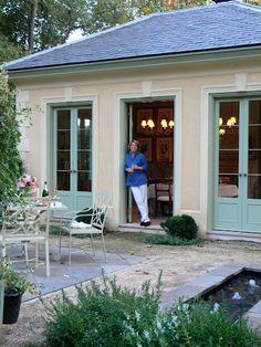 pavilion-stucco and plaster interior/exterior photos