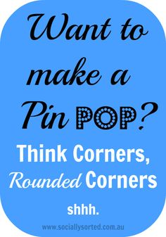 How to Make Your Pin Pop on Pinterest  www.sociallysorted.com.au