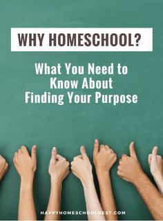 Why did you choose homeschooling? Have you clarified your reasons? When it's time to start developing a homeschool plan - choosing subjects, selecting curriculum, planning your daily or weekly schedule - those reasons for homeschooling can bring clarity to each step in the planning journey.