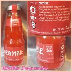 Der Zombie von Cocktail Plant.
