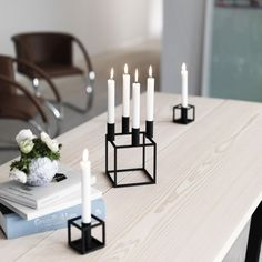 Kubus Kerzenständer by Lassen bei ikarus.de