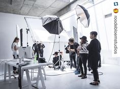 """""""Thank you @roodebloemstudios for sharing these fantastic BTS with us!  Image 1. (1/3). BTS. A second BTS and one of the resulting images were posted…"""""""