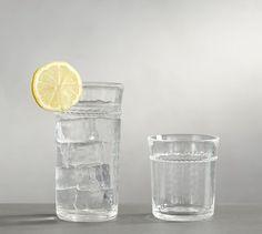 Rope Acrylic Glasses, Set of 4