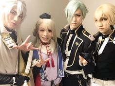 Stage Play, Touken Ranbu, Musicals, Fan Art, Cosplay, Actors, Actor, Awesome Cosplay, Fanart