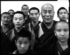 Avedon/Dalai Lama