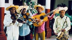 Each region of mexico has it's own musical culture, that is so fascinating.