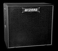 Wizard 4x10 Bass cabinet