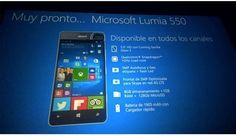 Lumia 950 y Lumia 550: así pueden ser los nuevos Windows Mobile de referencia