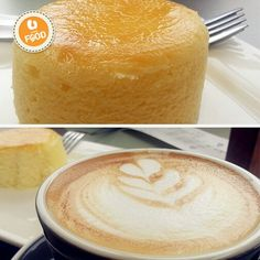 No one can say no to delicious baked cheese cake and latte! Especially if it's from PULP by Papa Palheta, Bangsar.  #UFoodDessert #UFoodKL #UFood
