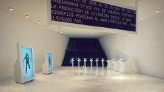 Museo memorial - Ejercito Mexicano - Digital experience / Instalation   #ejercitomexicano #Museum #Digitalmuseum #Instalation #digitalexperiences #digital #marketing #digitalmarketing #UX/UI #technology #programming #advertising #Agency #creativity #random #interactive