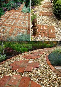 Landscape Steps, Landscape Design, Garden Design, Landscape Architecture, Garden Steps, Garden Paths, Front Yard Landscaping, Backyard Landscaping, Landscaping Ideas