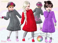 Toddler Spring by Natef005 http://www.thesimsresource.com/downloads/1196051