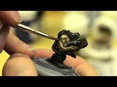 Miniature Painting - Blending Tutorial 2