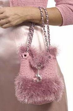Marvelous Crochet A Shell Stitch Purse Bag Ideas. Wonderful Crochet A Shell Stitch Purse Bag Ideas. Bag Crochet, Crochet Clutch, Crochet Handbags, Crochet Purses, Love Crochet, Beautiful Crochet, Crochet Crafts, Mode Rose, Cute Bags
