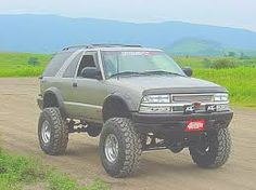 Image Result For S10 Blazer 4x4 Ls Swap